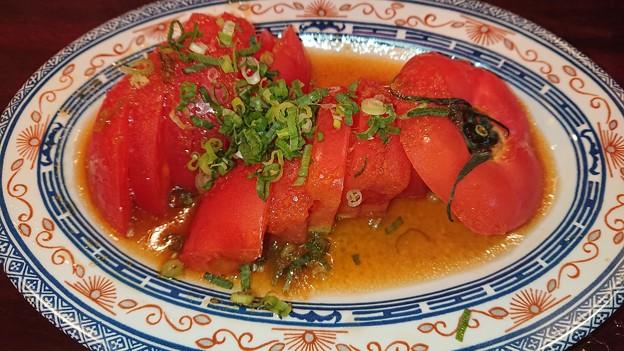 Photos: 冷やしトマト