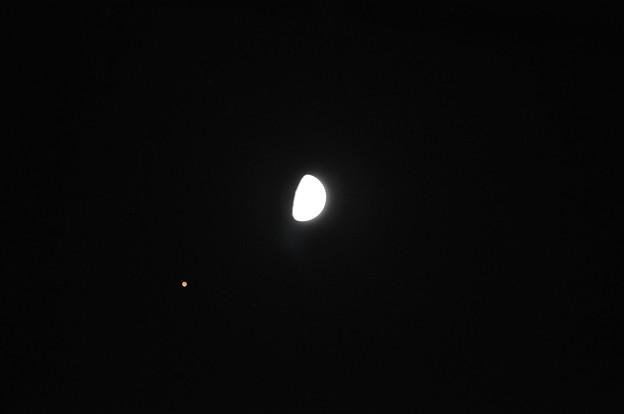 Photos: 火星は赤かった