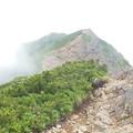 Photos: 夏登山 赤岳7 山頂へ