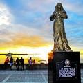 Photos: マニラ湾今日の慰安婦