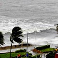 台風オンポン