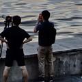 Photos: マニラ湾きょうの 夕日