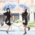 Photos: 雨に踊れば