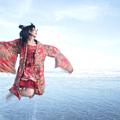 Photos: 紅天女