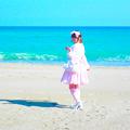 Photos: 炉利と海