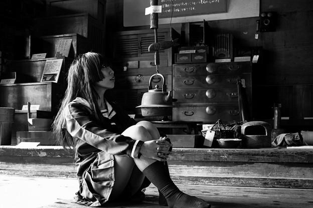 昭和風景と平成少女