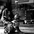 Photos: 昭和風景と平成少女