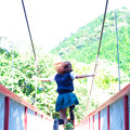 Photos: 山頂ダッシュ!