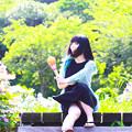 Photos: 魔法の風