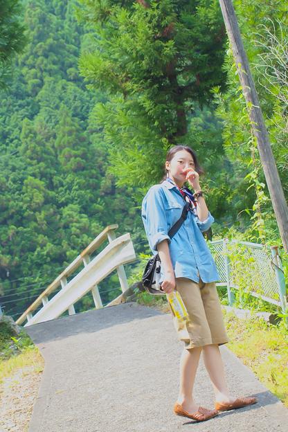Photos: 山ガール