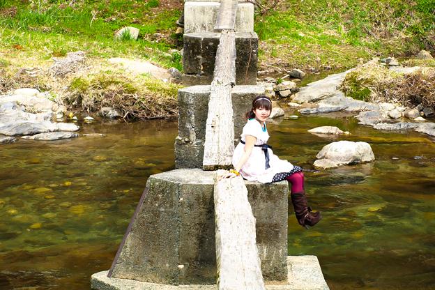 Photos: 神様の渡る橋