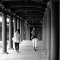 Photos: お互いに歩む