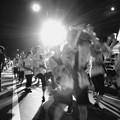 写真: わくわく祭りの舞 *a