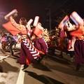 写真: わくわく祭りの舞 *c