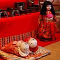 Photos: 這い子人形と姫