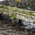 写真: 三ツ石神社の石樋