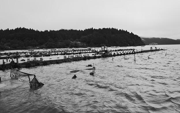 Photos: ボートもお休み