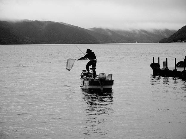 釣り人・Get打是