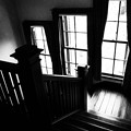 写真: 階段話し…じゃないですよ^^;