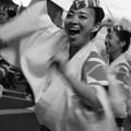 写真: 弾ける阿波踊り