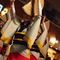 Photos: 夜が更けても阿波踊り