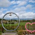 写真: 此処にも愛の鐘が…
