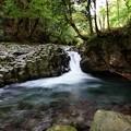 河津七滝~かに滝の流れ