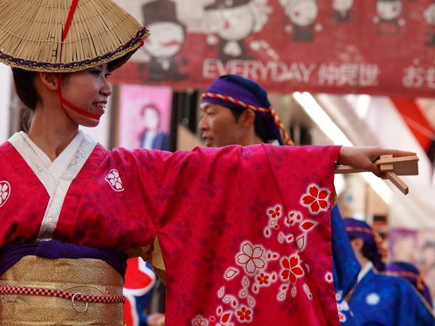 よさこい東海道2018~よさこい鳴子踊り