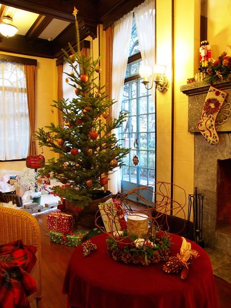 西洋館のクリスマス2018~ベーリック・ホール -c