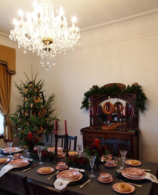 西洋館のクリスマス2018~イギリス館 -a