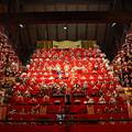 Photos: 姫の館・大雛壇