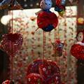 Photos: 煌めく吊るし飾り