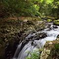 Photos: そして出合滝へ