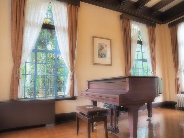 私はピアノ