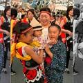 Photos: お姉ちゃんに抱っこ♪ 制作過程