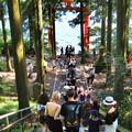 Photos: 箱根神社は異国の地?