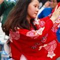 Photos: 農兵節パレード~異国人も踊る