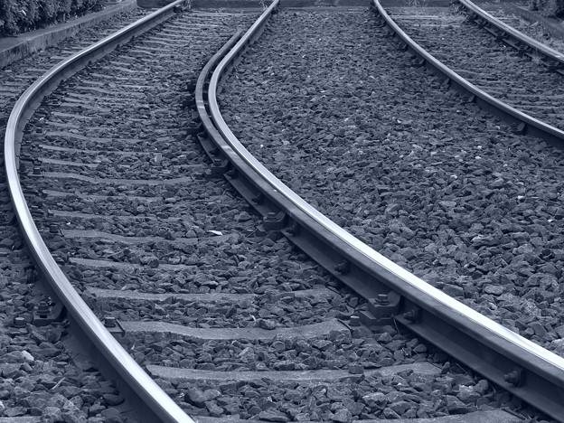 線路は続く、どこまでも