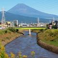 Photos: 台風19号の爪痕~大場川・下川原橋
