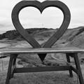 Photos: 恋する灯台~ハートに包まれて