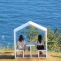 Photos: 彼女たちの海
