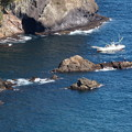 Photos: 磯釣りの民