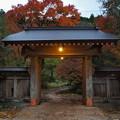 Photos: 夕暮れ時の山寺