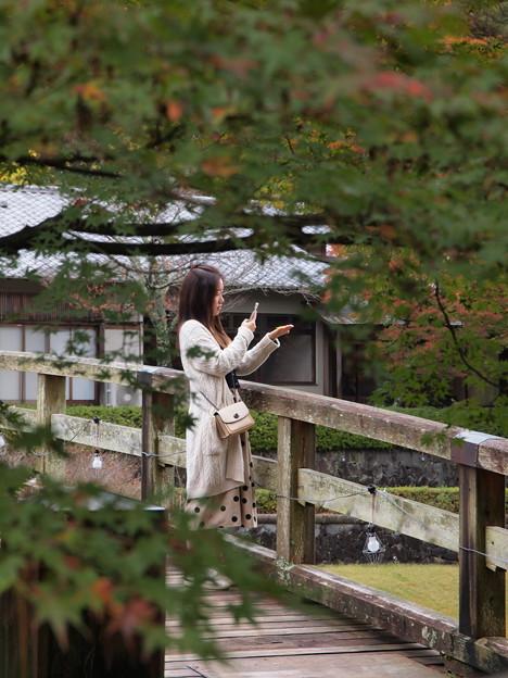 手のひらに秋色を