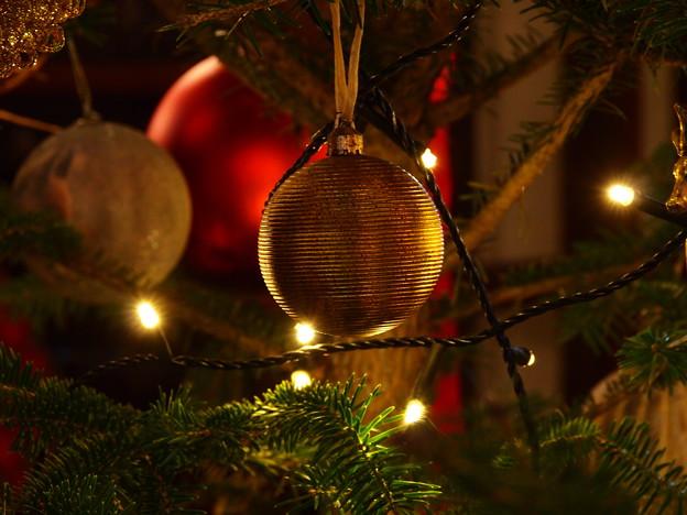 キラリ☆キラキラ☆☆クリスマスツリー
