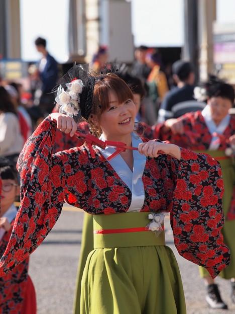 よさこい東海道2019~微笑み