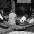 Photos: 足湯でガールズトーク