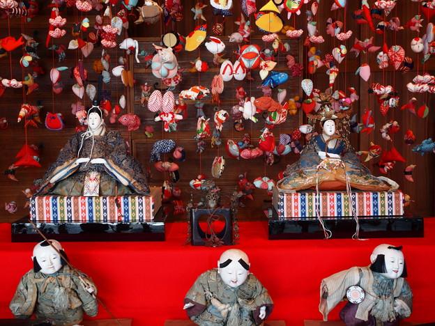 雛のつるし飾りまつり in 伊豆稲取