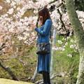 Photos: 負けないで…COVID-19~共に春を感じる