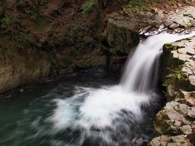 蛇滝の流れ
